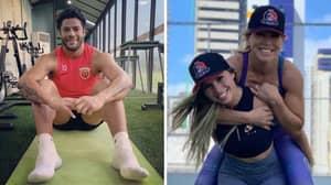 Brazil Star Hulk Has Bizarrely 'Left His Wife For Her Niece'