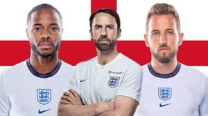 Gareth Southgate Names Provisional England Squad For Euro 2020