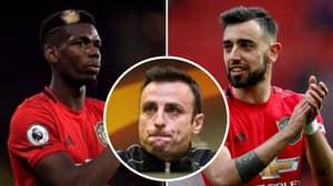 Dimitar Berbatov Reveals Why Paul Pogba And Bruno Fernandes Partnership Wouldn't Work At Man United