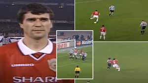 Roy Keane's Colossal Performance Against Juventus Will Go Down As The Greatest Individual Manchester United Display