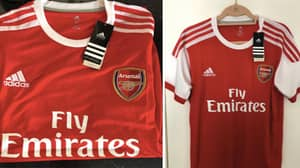 Arsenal's New Adidas Kit Leaked Online And It's A Thing Of Beauty