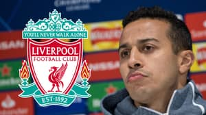 Liverpool Are 'Very Close' To Signing Thiago From Bayern Munich For Bargain Fee