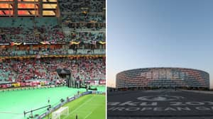 Baku Olympic Stadium Was Opened For Free During Europa League Final