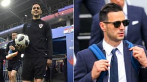 Nikola Kalinic: The Man Who Refused To Come On As Sub Will Be Gutted Right Now