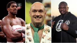 The Top 10 Heavyweights Revealed In Latest Ring Magazine Rankings