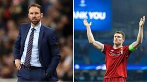 James Milner Rejects Change Of Mind Over England Retirement