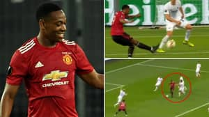 Anthony Martial Called 'A Ferrari... A £100 Million Player' After Stunning Performance Vs Copenhagen