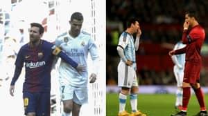Lionel Messi: 'I Miss Cristiano Ronaldo In La Liga'