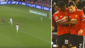 What Marcus Rashford Did To Victor Lindelof After First Goal Against Swansea Is Fantastic