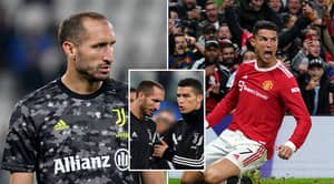 Giorgio Chiellini Tears Into Cristiano Ronaldo, Blames Him For Juventus' Poor Form