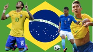 Brazil Have SO Many Options Ahead Of The 2018 World Cup It's Silly