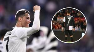 Juventus' Cristiano Ronaldo Named Serie A 'MVP'