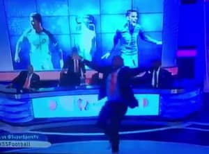 WATCH: Benni McCarthy Loses His Mind After Eder Scores Winner In Euro 2016 Final