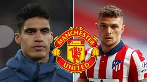 Manchester United To Announce Double Deal For Raphael Varane & Kieran Trippier By NEXT WEEK