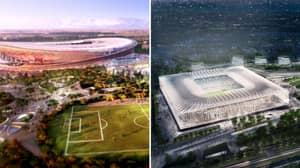 Inter And AC Milan Reveal Stunning Concept Designs For New Stadium