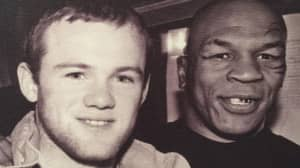 Mike Tyson Once Requested To Meet Wayne Rooney And He Gave Him Some Vital Advice
