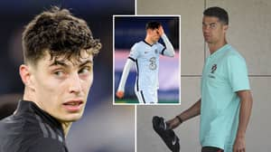 Kai Havertz Opens Up On Cristiano Ronaldo Pressure After £71m Transfer To Chelsea