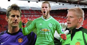 David De Gea Voted Manchester United's Best Goalkeeper Of All Time
