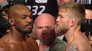 Jon Jones Stops Alexander Gustafsson To Win UFC Light-Heavyweight Title