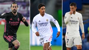 Real Madrid Will Sell 10 Players In Brutal Summer Clearout, Including Eden Hazard
