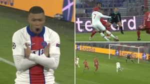 Kylian Mbappe Produces Counter-Attacking Masterclass With Two Goals For PSG Vs Bayern Munich