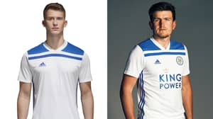 Leicester Fans Discover That £55 Away Shirt Is Available For Just £15 As Plain T-Shirt