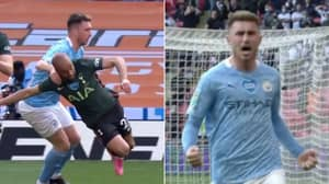 Spurs Fans Are Fuming At Aymeric Laporte Because They Think He Should Have Been Sent Off