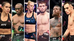 UFC Finally Separates Men's And Women's P4P Rankings