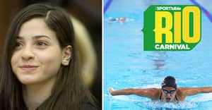 Teen Syrian Refugee Who Swam For Her Life Will Compete At Olympics Games