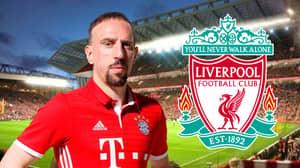 Jurgen Klopp Was Interested In Signing Franck Ribery This Summer