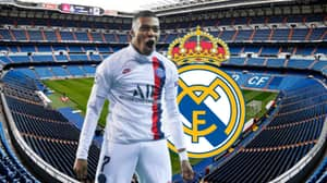 Real Madrid Lining Up Eye Watering £340 Million Move For Kylian Mbappe