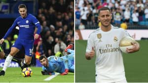 Brighton's Mat Ryan Expresses Delight That Eden Hazard Has 'P*ssed Off Somewhere Else'