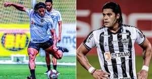 Brazil Star Hulk Loses Up To 11lb In Sweat Per Game And Needs Special Medical Attention