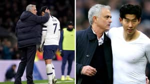 Jose Mourinho's Incredible Gesture To Son-Heung Min Involves Learning Seventh Language