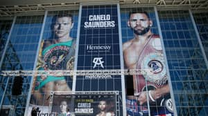 Canelo Alvarez Stops Billy Joe Saunders To Become Unified World Super-Middleweight Champion