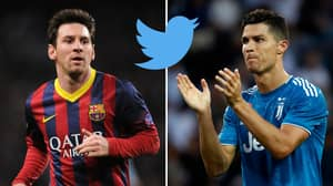 Lionel Messi Crowned The GOAT By Official Twitter Sports After Cristiano Ronaldo Snub