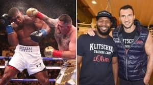Klitschko's Former Trainer Shocked By What He Heard From Joshua's Corner During Ruiz Jr Defeat