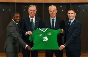 Mick McCarthy Announced Republic Of Ireland Boss