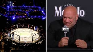 """UFC President Dana White Officially Announces """"Fight Of The Year"""" Contender For 2020"""
