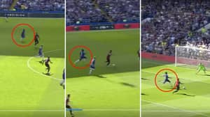 N'Golo Kante Displayed Some Outrageous Pace Against Bournemouth Yesterday
