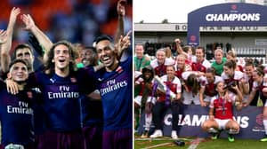 Arsenal Consider Premier League Doubleheaders Involving Men's And Women's Teams