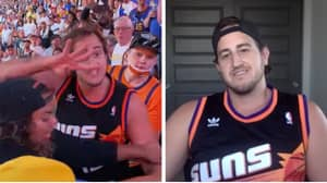The 'Suns In 4' Guy Opens Up On Viral Fight With Denver Nuggets Fan