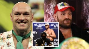'My Trousers Are Staying Zipped Up' - Tyson Fury Puts Himself On Sex Ban Ahead of Wilder Trilogy