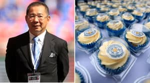Leicester City To Commemorate Vichai Srivaddhanaprabha Birthday With Beer And Cup Cakes