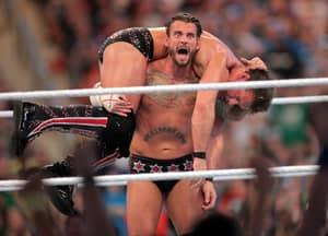CM Punk's Debut Could Land On The McGregor vs Diaz II Card