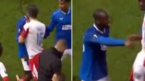 Audio From The Racist Incident In Rangers Slavia Prague Game Emerges