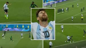 Lionel Messi's Stunning Highlights Vs Nigeria In The 2018 World Cup Emerge In Incredible 4K Quality