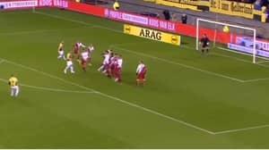 Watch: Martin Odegaard Scores Stunning Free-Kick For Vitesse Arnhem