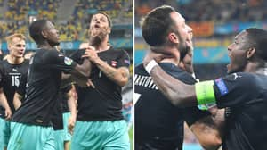Marko Arnautović Issues Statement Apologising For 'Heated Words' After Scoring Against North Macedonia