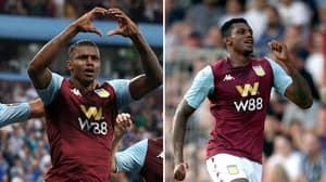 Aston Villa Striker Wesley Moraes Discusses Being A Dad At 14